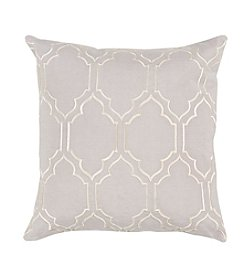 Chic Designs Intricate Skyline Decorative Pillow