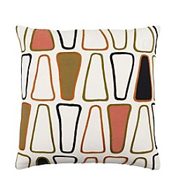 Chic Designs Geometric Charade Decorative Pillow
