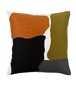 Chic Designs Abstract Charade Decorative Pillow