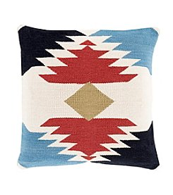 Chic Designs Aztek Cotton Kilim Decorative Pillow