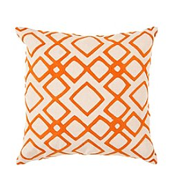 Chic Designs Geo Diamond Decorative Pillow