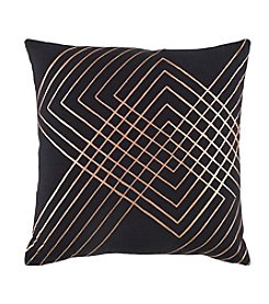 Chic Designs Diamond Crescent Decorative Pillow