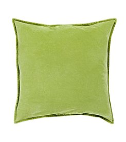 Chic Designs Cotton Velvet Decorative Pillow