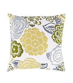Chic Designs Multi Botanical Decorative Pillow