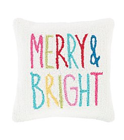 Chic Designs Winter Merry & Bright Decorative Pillow
