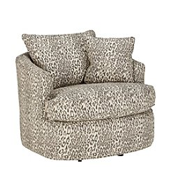 Emeraldcraft® Leopard Swivel Chair