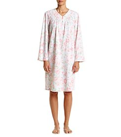 Miss Elaine® Floral Nightgown