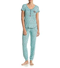 Layla® Cat Pajama Set