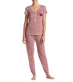 Layla® Owl Pajama Set