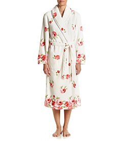 Jasmine Rose® Rose Border Robe