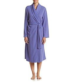 Jasmine Rose® Spa Waffle Knit Robe