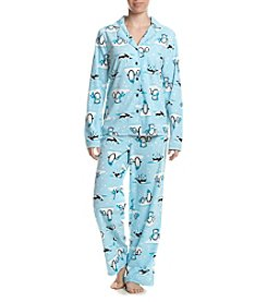 Intimate Essentials® Penguin Pajama Set