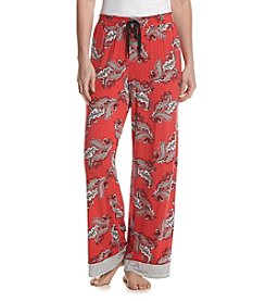 Ellen Tracy® Paisley Pants