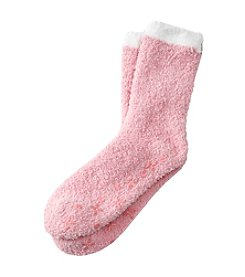 KN Karen Neuburger Geo Gripper Socks