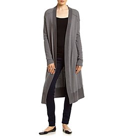 Splendid® Thermal Poncho Cardigan