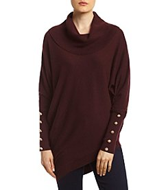 XOXO® Asymmetrical Hem Sweater