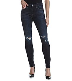 BLANKNYC® Destructed Skinny Jeans