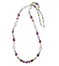 Napier® Bead Strandage Necklace