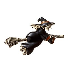 Napier® Boxed Witch Pin