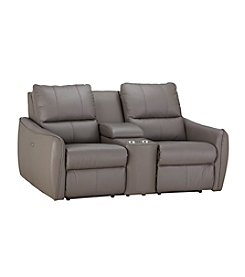 Palliser® Arlo Power Reclining Console Loveseat