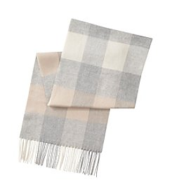 V. Fraas Colorblock Scarf