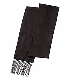 V. Fraas Solid Long Skinny Scarf
