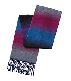 V. Fraas Ombre Long Skinny Scarf