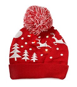 Collection 18 Snowy Lights Beanie