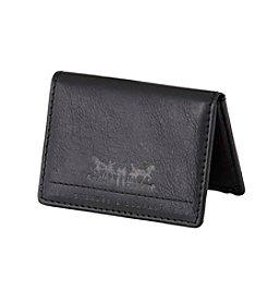 Levi's® Flip Magnet Booklet Wallet