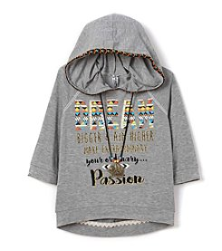 Beautees Girls' 7-16 Dream Bigger Hoodie