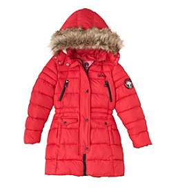 Weatherproof® Girls' 7-16 Stadium Bubble Jacket