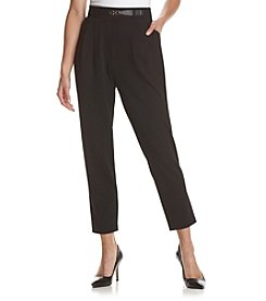 AGB® Soft Pleat Waist Pants