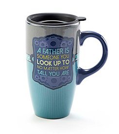 LivingQuarters Father Latte Mug