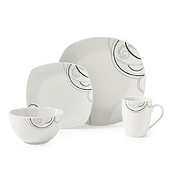 Tabletops Gallery® Bella 16-Pc. Dinnerware Set