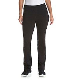 Exertek® Petites' Slim Bootcut Pants