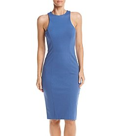 MICHAEL Michael Kors® Sporty Zip Halter Dress