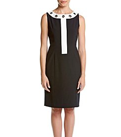 Nine West® Color Block Shift Dress