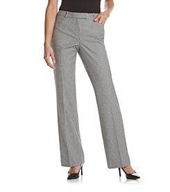 Tommy Hilfiger® Gingham Print Pants