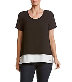 MICHAEL Michael Kors® Cutout Back Top