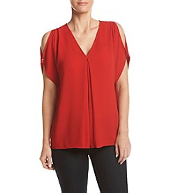 MICHAEL Michael Kors® Cold Shoulder Top