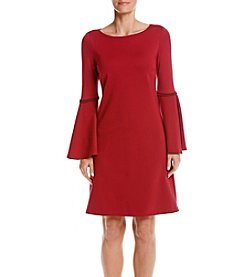 Nanette Nanette Lepore Bell Sleeve Dress