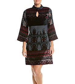 Nanette Nanette Lepore Printed Empire Dress