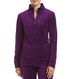 Studio Works® Petites' Zip Front Jacket