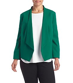 Nine West® Plus Size Cardigan Jacket