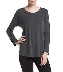 Calvin Klein Performance Brushed Jersey Top
