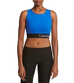 Calvin Klein Performance High Neck Sports Bra