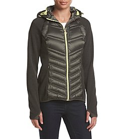 MICHAEL Michael Kors® Short Embossed Body Active Coat