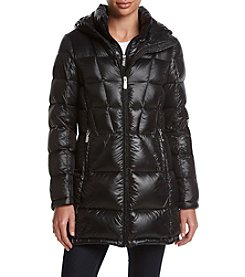 Calvin Klein Hooded Packable Coat