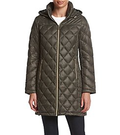 MICHAEL Michael Kors® Hooded Packable Down Coat