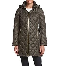 MICHAEL Michael Kors® Hooded Packable Down Coat